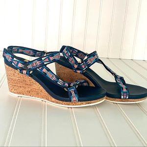 TEVA Universal Arrabelle Wedge Sandals